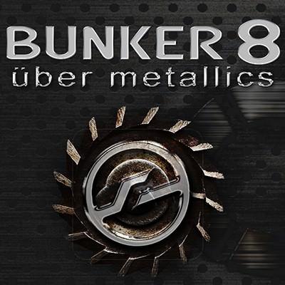 Image: Uber Mettalics Bunker 8 DIigtal Labs