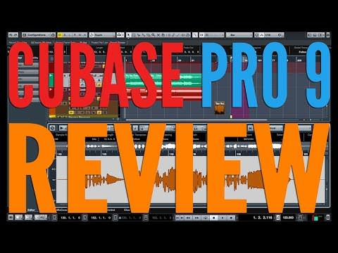 Read The Steinberg Cubase Pro 9 Review