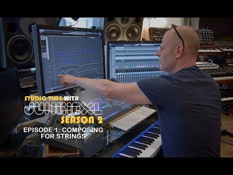 image:studio time with Junkie XL