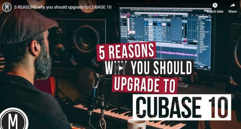 5-reasons-to-upgrade-to-cubase-101