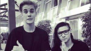 We Don't Steal Music Says Skrillex and Justin Bieber