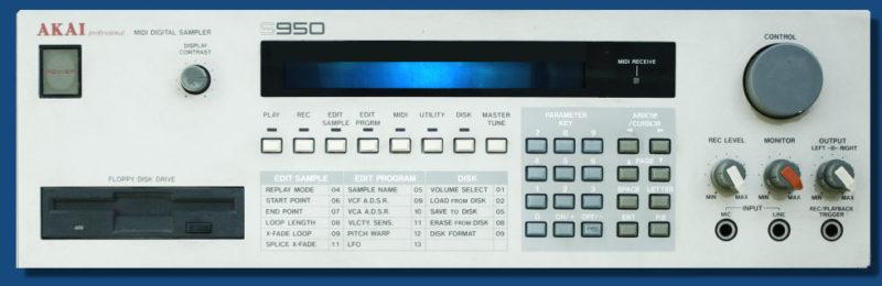 akai-s950
