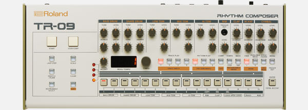 TR 09 Brand New 909?